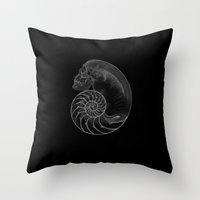 sea'sHell Throw Pillow