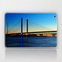 Indian River Inlet Bridge Laptop & iPad Skin