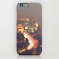 bokeh photograph, Los Angeles, Abstract Mulholland iPhone 6 Slim Case