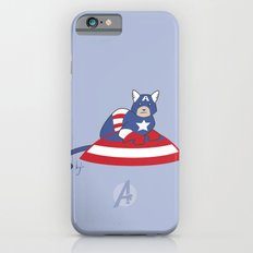 Captain AmeriCAT: The First Catvenger iPhone 6 Slim Case