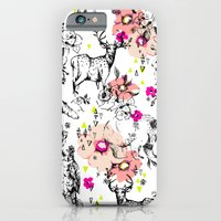 Woodland Shirley iPhone 6 Slim Case