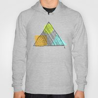 Triangle Doodle Hoody