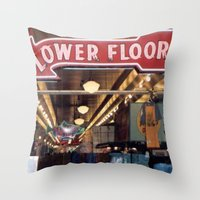 Which way is Up?... Throw Pillow