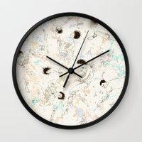 Circuitring Wall Clock