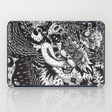 Domesticated (Afternoon in The Garden) iPad Case