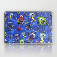 Little Robots  Laptop & iPad Skin