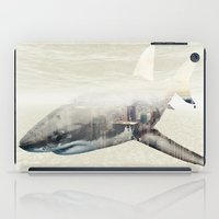 Sharks Of New York iPad Case