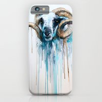 iPhone & iPod Case featuring Sheep by Slaveika Aladjova