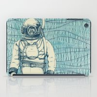 Diver iPad Case