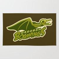 Dagobah Bogwings Rug