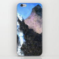 Canadian Mountain Scene iPhone & iPod Skin