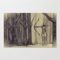 Legolas LOTR - The Noisy… Canvas Print