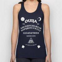 Ouija Unisex Tank Top