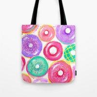 Donuts Tote Bag