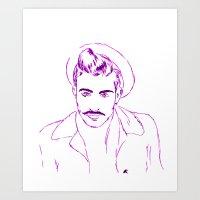 Jonn Art Print