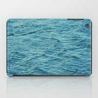 CLEAR WATERS iPad Case