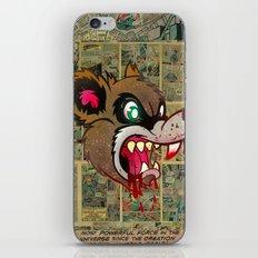 Were Bear iPhone & iPod Skin