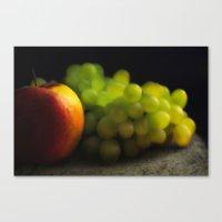 Fruit Of The Season Canvas Print
