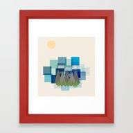 Daytime Adventures Framed Art Print