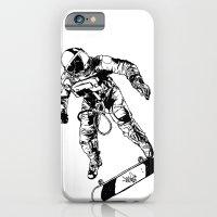 Astro-Skater iPhone 6 Slim Case