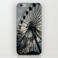Riesenrad iPhone & iPod Skin