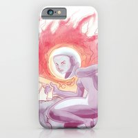 Somewhere In Space iPhone 6 Slim Case