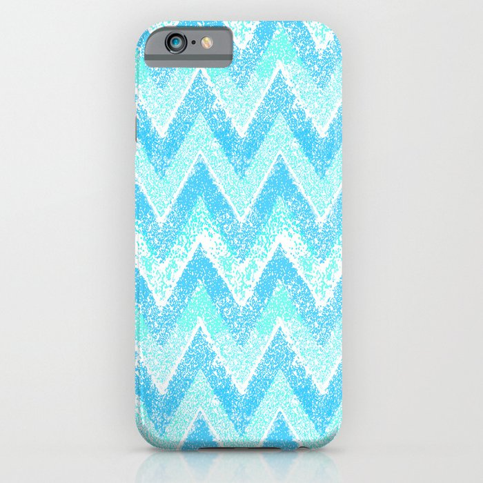 snow chevron iPhone u0026 iPod Case by Marianna Tankelevich : Society6
