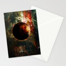 DUNE Planet Arrakis Poster Stationery Cards