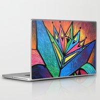 alien Laptop & iPad Skins featuring ALIEN by Deyana Deco