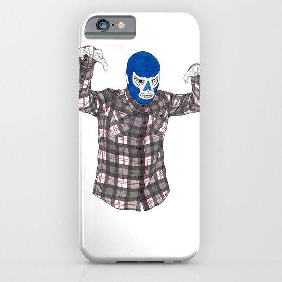 Lumberjack Jack iPhone & iPod Case