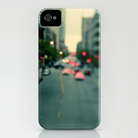 iPhone 4s & iPhone 4 Cases featuring Neon Summer by Alicia Bock