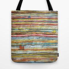 Three Junks Tote Bag