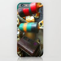 iPhone & iPod Case featuring amplify by Davey Charles