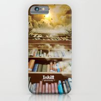 iPhone & iPod Case featuring Inkitt empowers authors to become the kings and queens of the universe by jusum