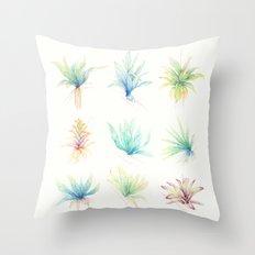 Epiphytes. Throw Pillow