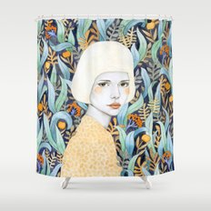 Emilia Shower Curtain