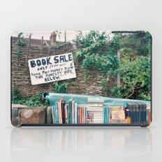 Book Sale iPad Case