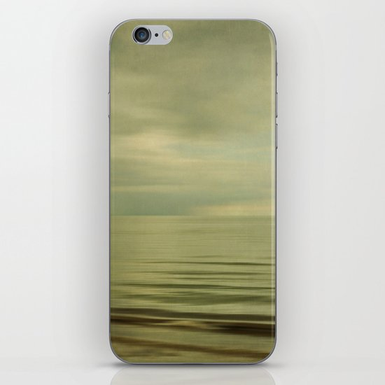 sea square XI iPhone & iPod Skin