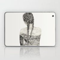 All That Is Left Is The Trace Of A Memory Laptop & iPad Skin