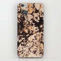Splattered Space iPhone & iPod Skin
