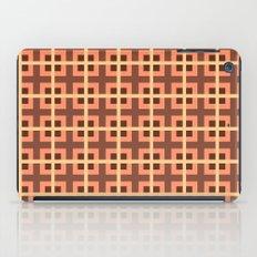 Pattern Peach iPad Case