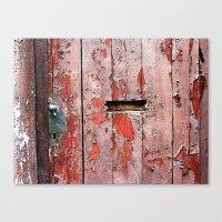 The Door 12 Canvas Print
