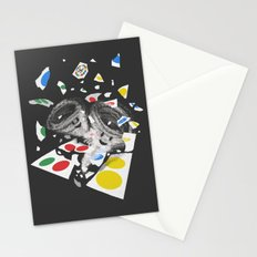 Twistin' Stationery Cards