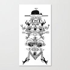 Hellmouth Canvas Print