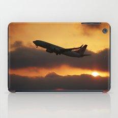 higher than the sun iPad Case