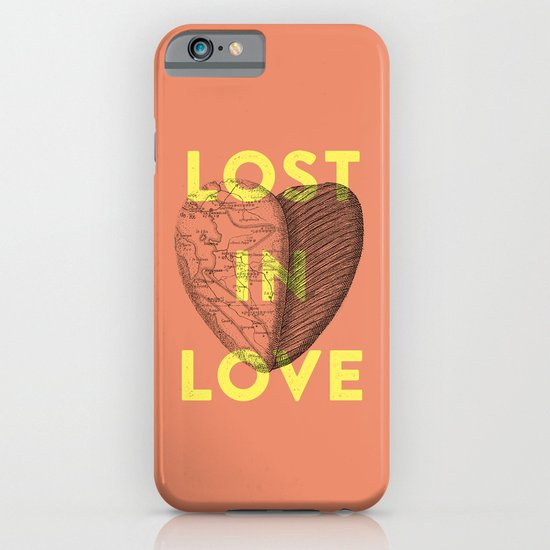 Lost in love iPhone & iPod Case