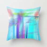 three.wishes Throw Pillow