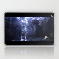 Alien Thunder  Laptop & iPad Skin