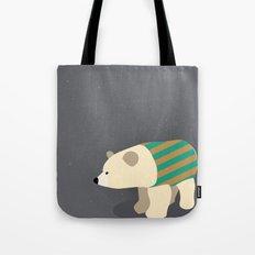 Polar Sweater Weather Tote Bag