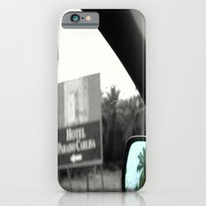 Paradise in the Rearview iPhone 6 Slim Case